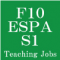 Dot-com Business/F10 ESPA S1 Teaching Jobs